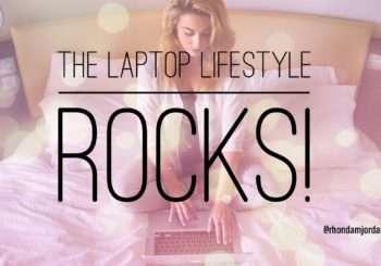 The laptop lifestyle rocks -http://rhondamjordan.com/the-laptop-lifestyle-rocks