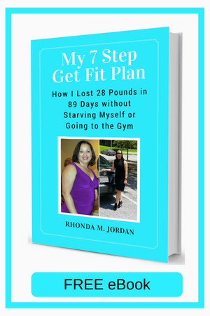 My 7 Step Get Fit Plan eBook