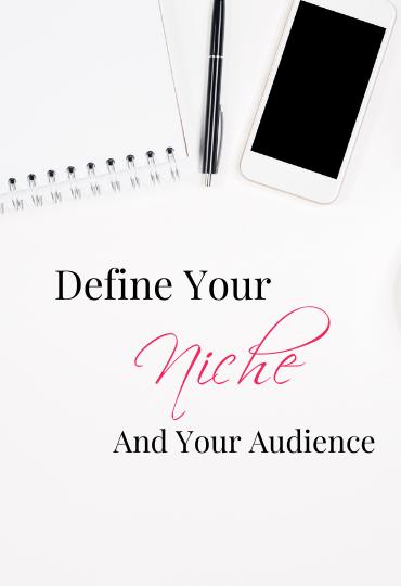 Define Your Niche Master Class