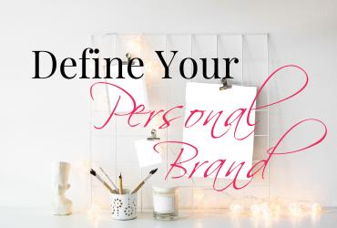 Define Your Personal Brand Course