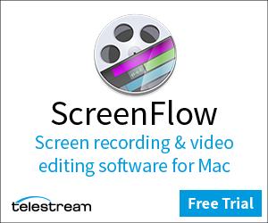 ScreenFlow Banner