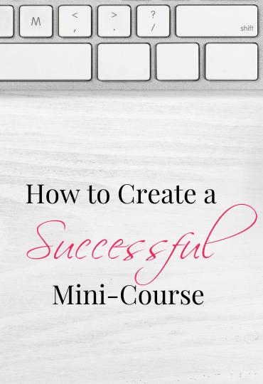 How to Create a Succesful Mini-Course Image